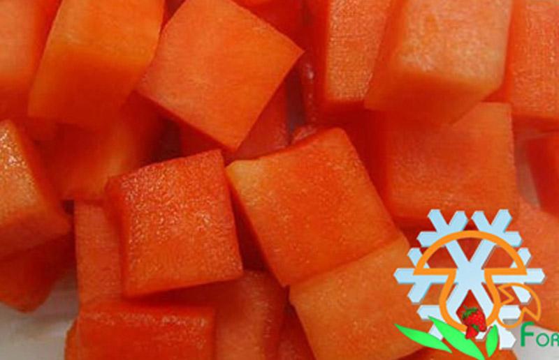 IQF Papaya