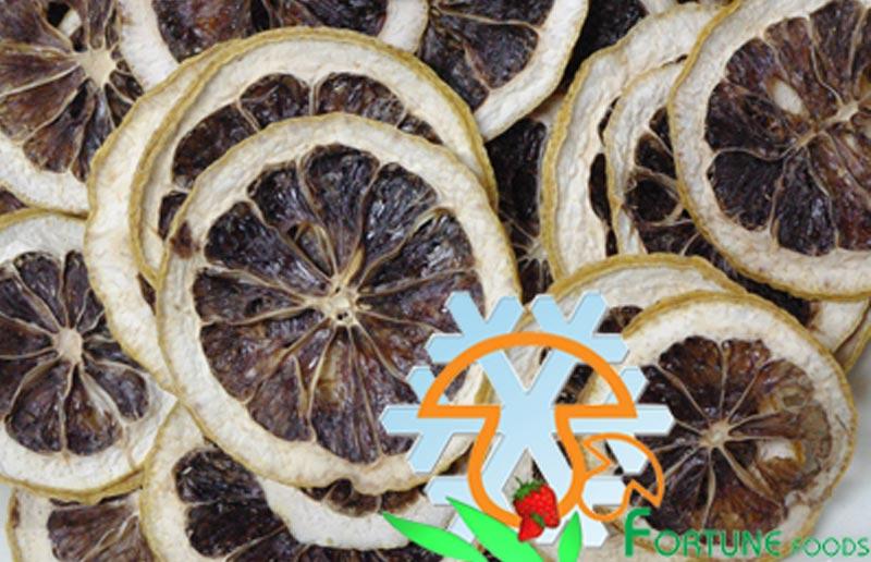 Air-Dried Lemon Slice